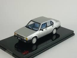 pego car model cars alfa romeo 90 berlina silver pego 1 43