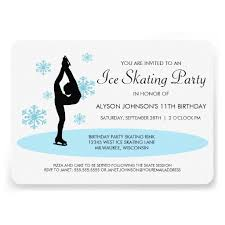 ice skating birthday party invitations skating invitations templates doc 570380 free printable roller