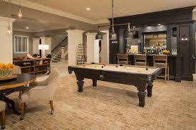 How Much Does A Pool Table Cost 2017 Basement Remodeling Costs Basement Finishing Cost