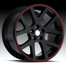dodge challenger srt8 wheels 22 black viper srt8 wheels tires fit dodge charger magnum 300c