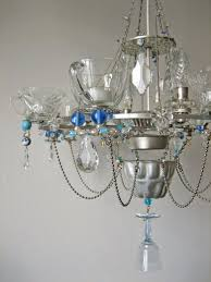 Tea Cup Chandelier Design Squish Blog Used Glass Bottles And Teacups U2026 Chandeliers