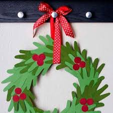 easy for kids happy holidays easy christmas art and craft