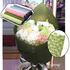 floral supplies floral wrapping mesh bouquet packaging deco mesh roll wedding