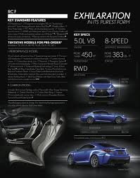 lexus rcf for sale in usa lexus cars news rc f spotted in california yet again