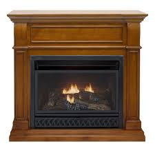 Btu Gas Fireplace - procom ventless fireplace dual fuel fireplace 26 000 btu u0027s ventless