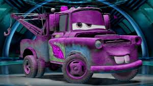 Custom Paint Color Mater Different Cars Color Changers Custom Paint Disney Pixar
