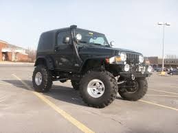 jeep wrangler rubicon modified for sale 2003 jeep wrangler sport tj extreme modifications lifted