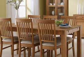 solid oak dining table and 6 chairs glass dining table 6 chairs sale gallery intended for new property