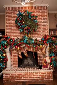 421 best christmas mantels images on pinterest christmas ideas