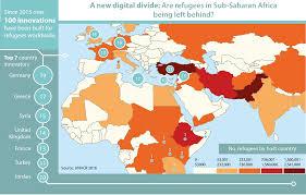 East Africa Map Innovating Mobile Solutions For Refuges In East Africa Elrha