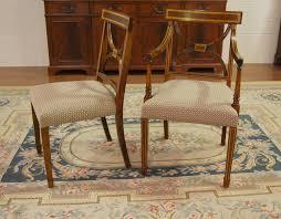 Antique Mahogany Dining Room Furniture Antique Dining Room Chairs Trellischicago