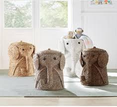 home decorators collection animal grey laundry hamper baskets