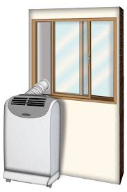 How To Install Portable Air Conditioner In Awning Window Portable Ac Installation Portable Air Conditioners Repair Service