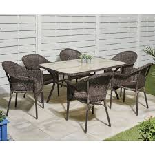 padstow 6 seater table