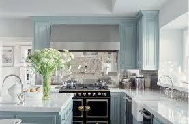 blue grey kitchen cabinets 23 gorgeous blue kitchen cabinet ideas