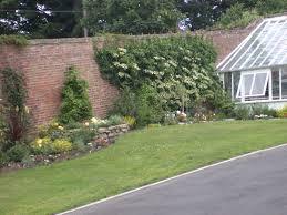 garden brick wall design ideas brick garden wall brick garden walls garden idea 2507 write teens