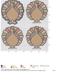 285 best a plastic canvas fall thanksgiving images on