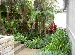 tropical landscape design front yard fleagorcom