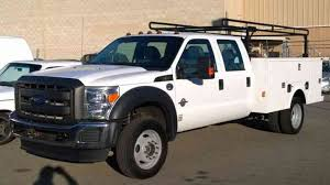 ford f550 utility truck for sale ford f550 crew cab 4x4 utlity bed service truck 4wd 6 7l 300hp
