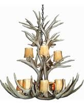 Antler Chandelier Canada Amazing Savings On Canadian Antler Designs Rmystn 9 Light