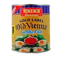 rokeach vienna gefilte fish gefilte fish vienna jelled rokeach