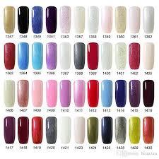 gel uv polilsh ido gelish nail art soak off 15ml builder nail