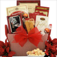 christmas gift baskets free shipping peace tranquility spa christmas gift basket