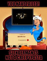 Meme Slender Man - akinator slenderman meme by deltashockomnihorn on deviantart