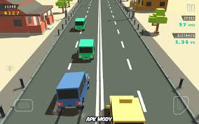 traffic racer apk blocky traffic racer 1 0 money mod apk apk mody