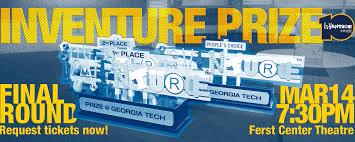 Georgia Tech Map Inventure Prize Georgia Institute Of Technology
