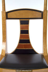 Egyptian Chair Egyptian Chair Detail Solid Satinwood Solid Ebony Solid Pink