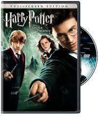 Harry Potter Movies by Amazon Com Harry Potter And The Order Of The Phoenix Full Screen