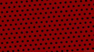 wallpaper red polka dots hexagon black 8b0000 000000 diagonal 5