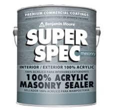 benjamin moore ecospec sealing paint for walls exterior acrylic super spec by