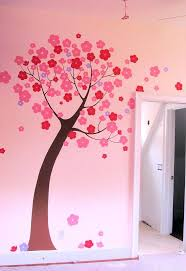 wall ideas tree mural for wall painting tree wall mural decals hand painted stylized tree mural in childrens room by renee macmurray love wall murals tree mural