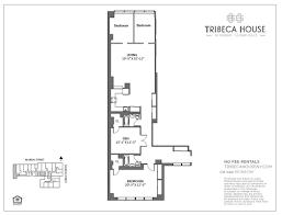 nyc floor plans streeteasy 50 murray street in tribeca 1401 sales rentals