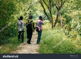 Photography Lovers Indian Wild Life Photography Lovers Taking Stock Photo 277871981
