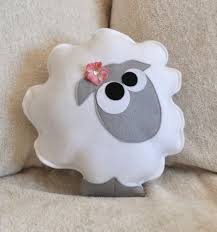 Sheep Nursery Decor White Asher Sheep And Clouds 5 Loversiq