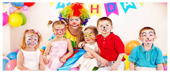 rent a clown for a birthday party kids party ideas perth birthday kids venues children s
