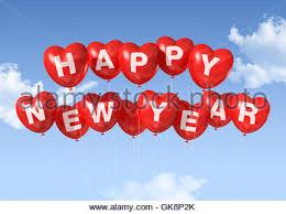 happy new year balloon balloons happy new year 2016 stock photo royalty free image