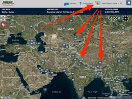 santa map where is santa claus your 2016 guide to santa trackers from norad
