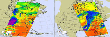 us map middle states more severe weather in store for middle states in u s nasa