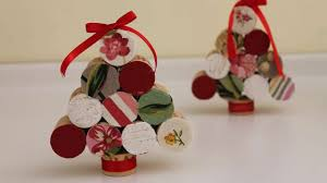 how to make a christmas tree with corks diy crafts tutorial