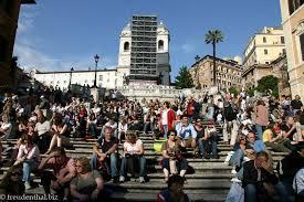spanische treppe in rom reisebericht rom spanische treppe