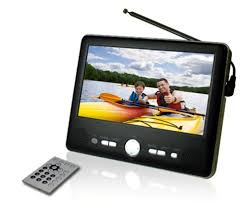 Portable Tv Cabinet Amazon Com Axion Axn 8701 7 Inch Widescreen Handheld Lcd Tv With