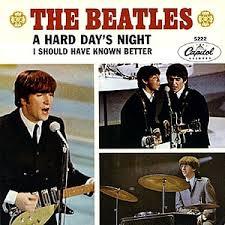 a hard day u0027s night song wikipedia