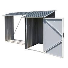 Lowes Sheds by Shop Duramax Building Products Common 8 Ft X 3 Ft Interior