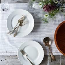 vintage thanksgiving dinnerware vintage french porcelain salad plates set of 4 salad plates