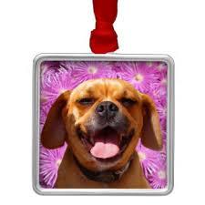 puggle ornaments keepsake ornaments zazzle