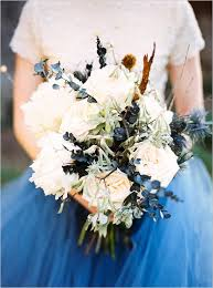 blue wedding bouquets 25 chic bohemian wedding bouquets deer pearl flowers